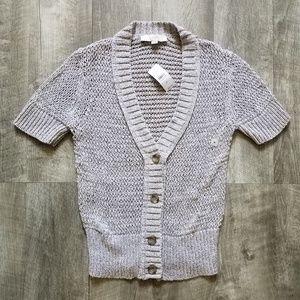NWT Ann Taylor Loft Womens Medium Sweater Cardigan